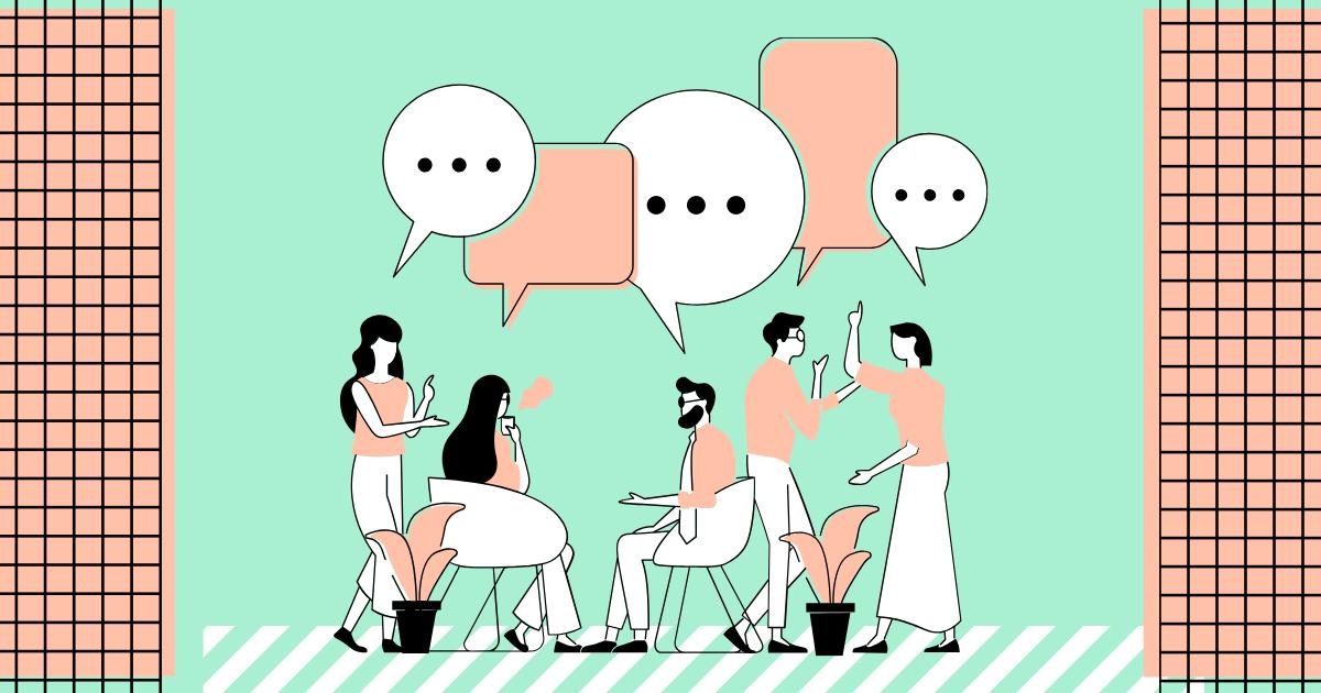 【人間関係】自分の思い・意見を上手に伝えるコミュニケーションのコツ