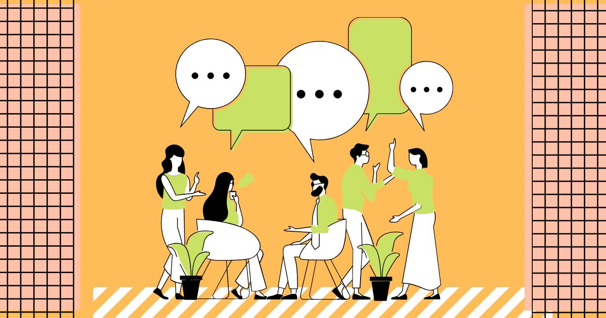 【体験談】人と話すのが怖い人必見!苦手意識を克服するコツを解説!